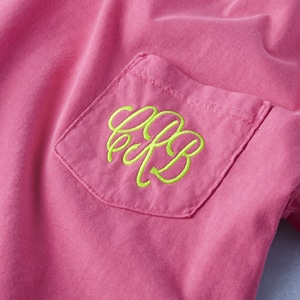 Download or view our how to decorate garment dyed t-shirts and                                      tanks with embroidery.