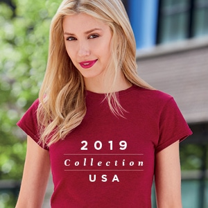 View our 2019 Gildan USA Catalog
