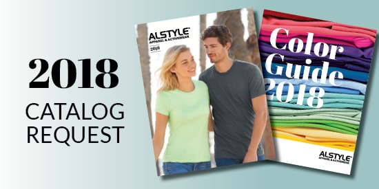 Access our Alstyle Apparel USA online catalog