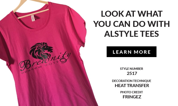 Featured Tees Campaign