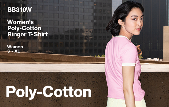 Shop American Apparel Wholesale, find style BB310W here