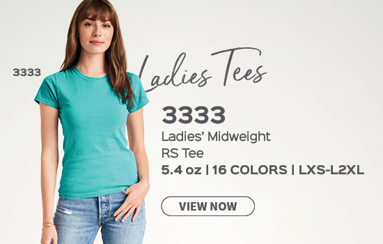 View Ladies tee