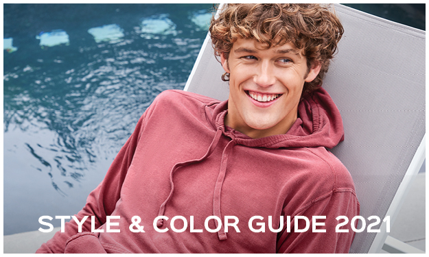 Access Comfort Colors 2021 Style and Color Guide