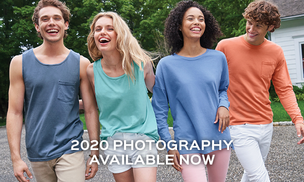 Check out our Comfort Colors 2019 Top Styles