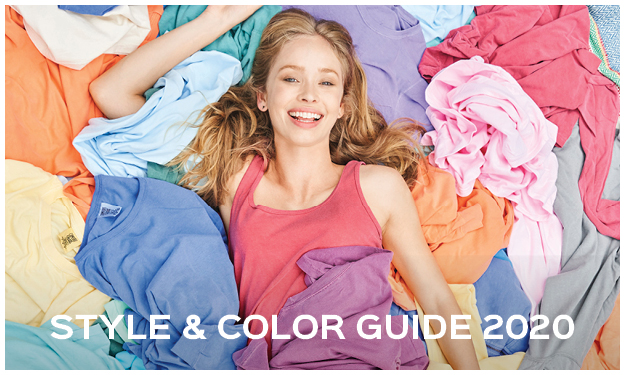 Access Comfort Colors 2020 Style and Color Guide