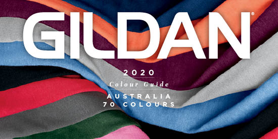 Gildan® 2020 Colour Guide