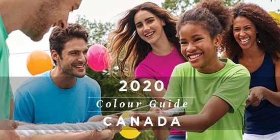 Get your FREE Gildan® Canada 2020 Marketing Collateral