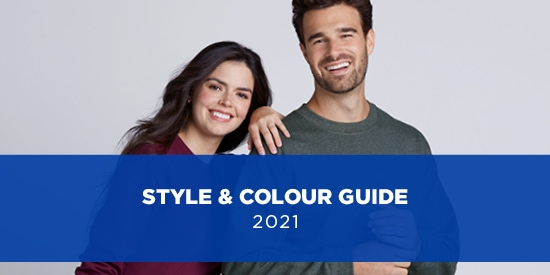 Gildan® Canada 2021 Digital Style & Colour Guide