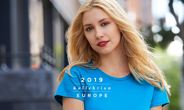 2019 Style - und Farbauswahl Europa