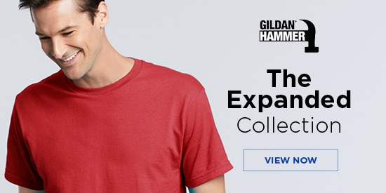 Gildan® Hammer™ The expanded collection | Gildan® Europe