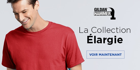 Gildan® Hammer™ La collection Élargie | Gildan® Europe