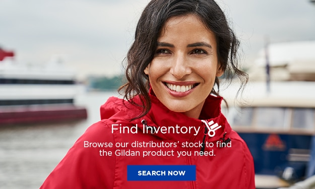 Gildan® Europe Find Inventory - Browse our distributors' stock to find the Gildan product you