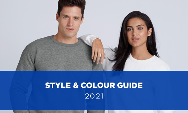 View our 2021 Gildan® Europe - Digital Style & Colour Guide