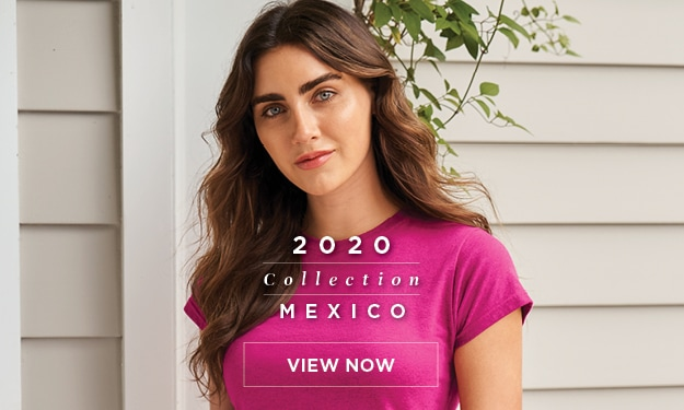 2020 Gildan® Mexico Collection - Digital catalog | View Now!