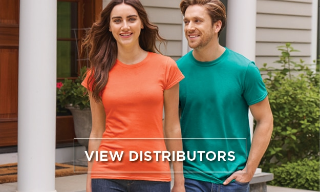 Find a distributors near you!