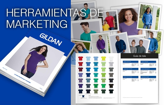 2021 Gildan Mexico Material adicional de marketing de marca