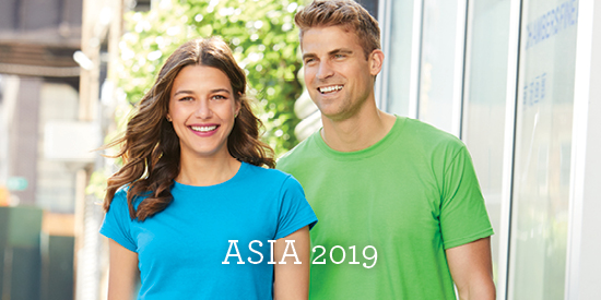2019 Collection Asia