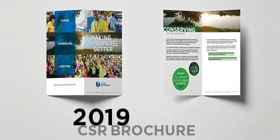 Browse our Gildan CSR Brochure 2019 | Malaysia