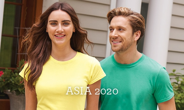 2020 Collection - Gildan® Asia