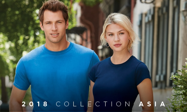 2018 Collection Asia