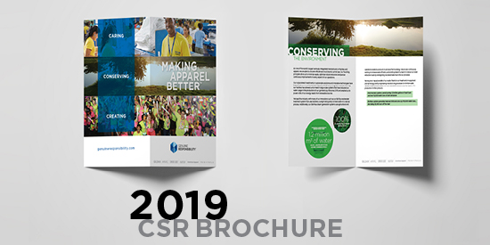Download our 2019 CSR Brochure