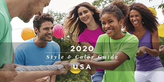 2020 Marketing Collateral | Gildan® USA