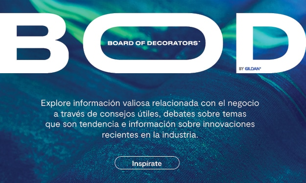 EBoard of Decorators - Inspirate | Gildan® USA