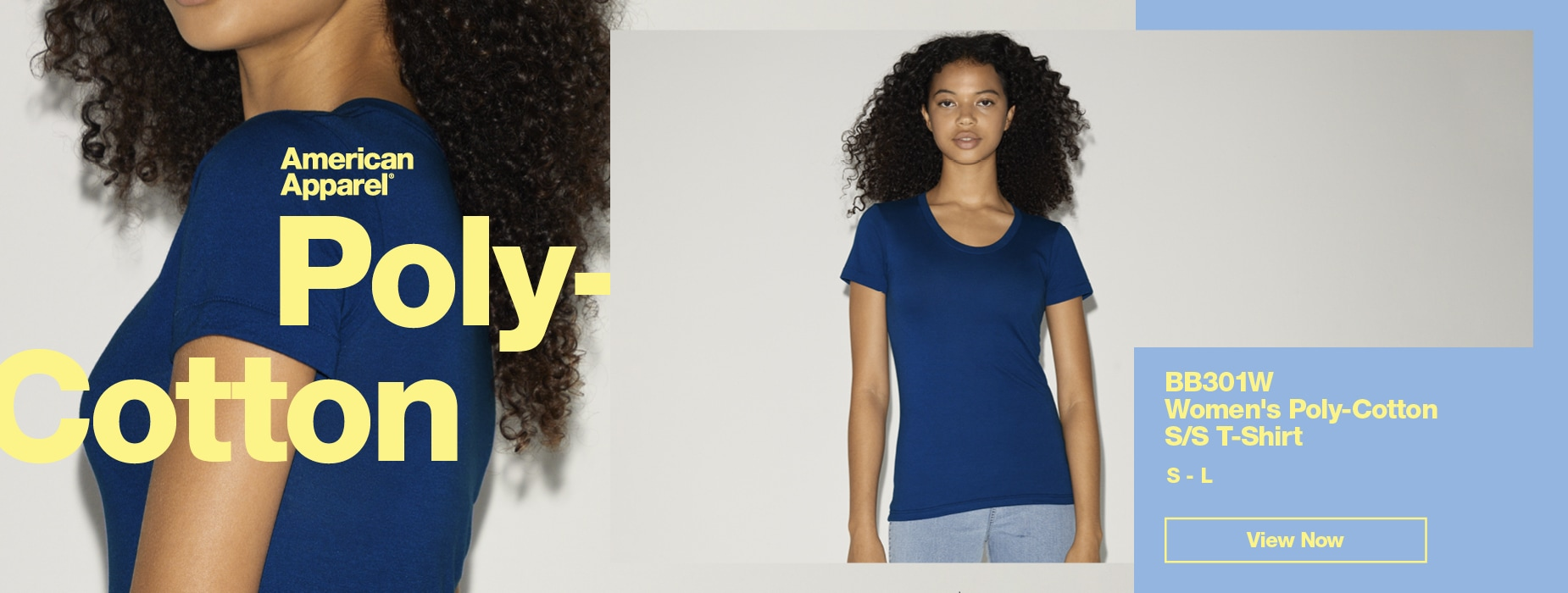 Shop our American Apparel BB301W Poly-Cotton Womens T-Shirt, レディースポリコットンTシャツ | Gildan® Brands Japan