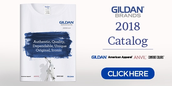 Gildan Brands 2018 Catalog