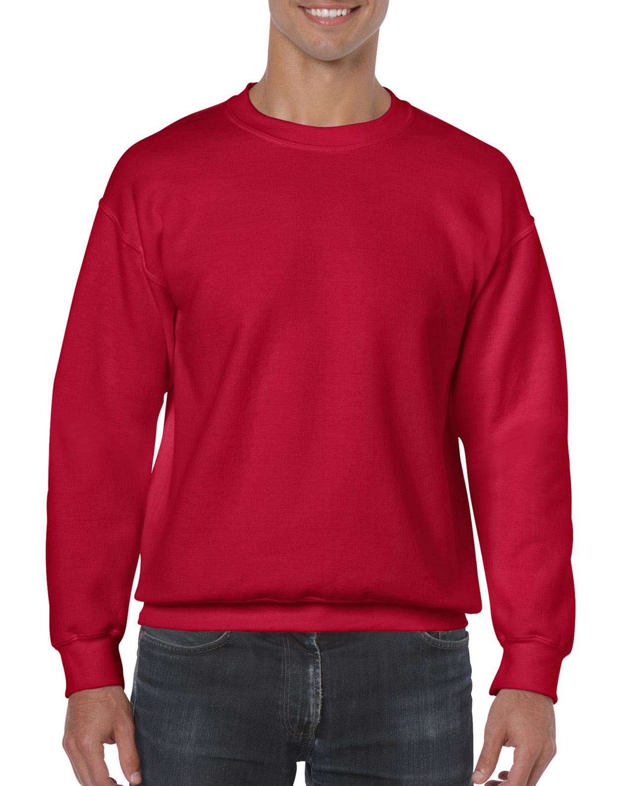 209fae8056486 18000 | Gildan® Heavy Blend™ | 8.0 oz/yd² | Adult Crewneck ...