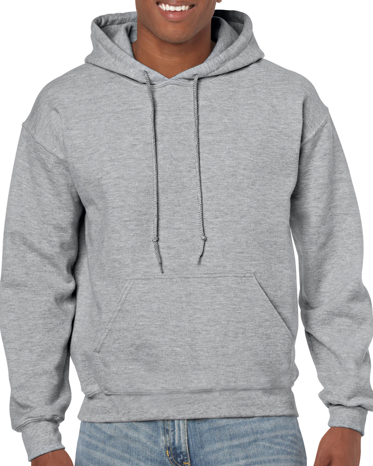 18500   Gildan® Heavy Blend™   8.0 oz yd²   Adult Hooded Sweatshirt   Gildan 166147db4d