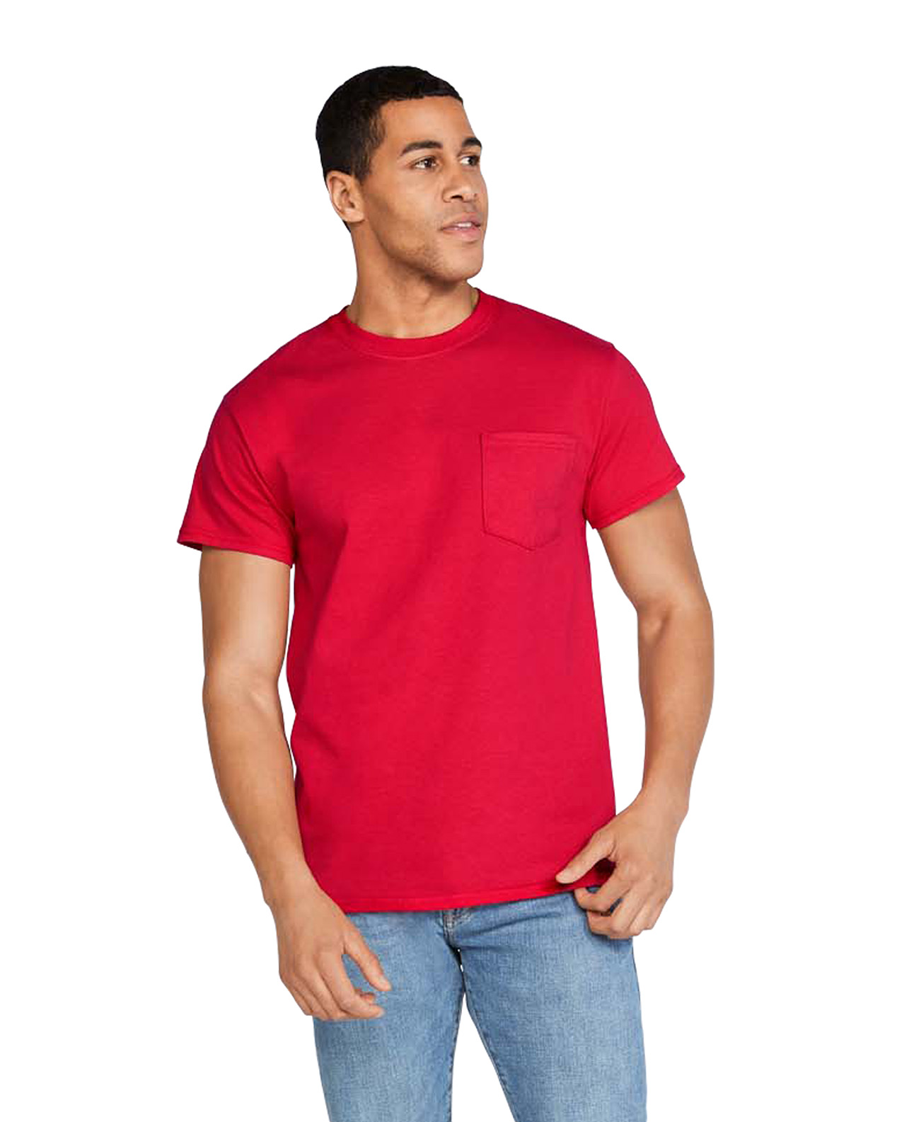 e3072413 2300 | Gildan® Ultra Cotton® | 6.0 oz/yd² | Adult T-Shirt with ...