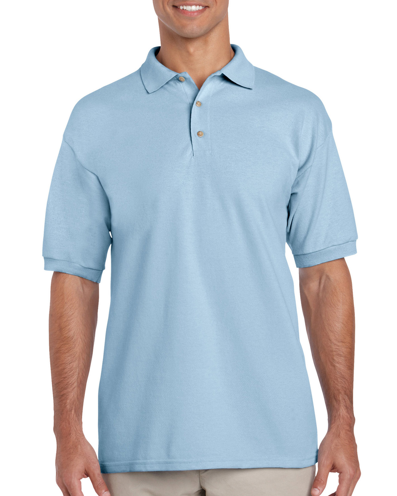 3800 Gildan Ultra Cotton 63 Ozyd Adult Piqu Sport Shirt