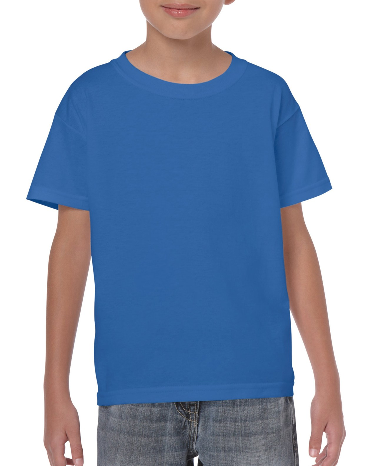 f505193cf0 5000B | Gildan® Heavy Cotton™ | 5.3 oz/yd² | Youth T-Shirt | Gildan
