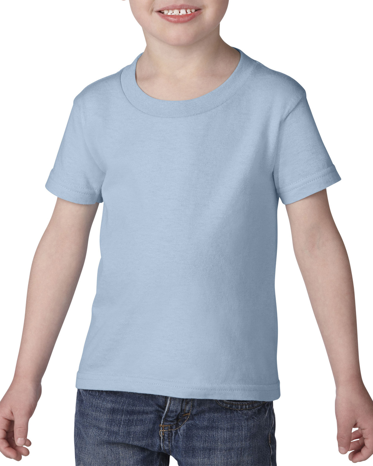 bb9a5478 5100P | Gildan® Heavy Cotton™ | 5.3 oz/yd² | Toddler T-Shirt | Gildan