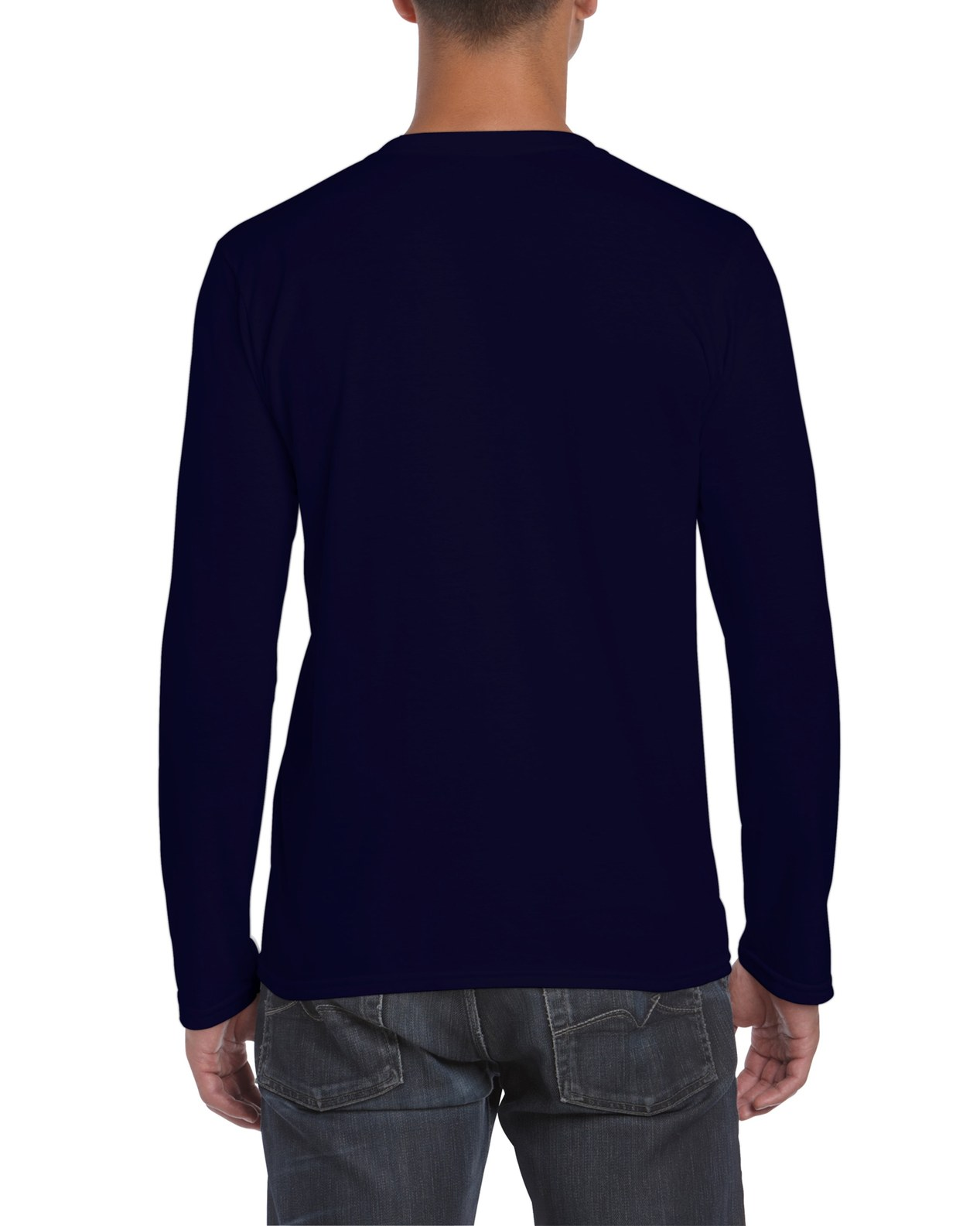 0a0506b147e 64400. Gildan Softstyle®. Adult Long Sleeve T-Shirt. Compare. Add to  Favorites. Fit