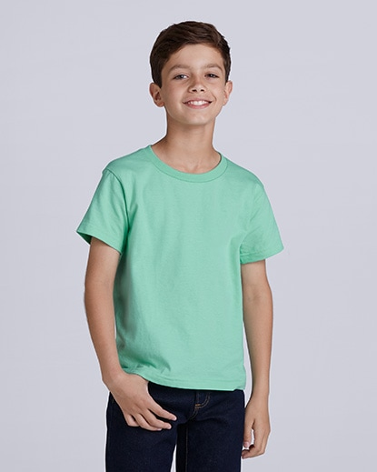 aed32c0b Youth | T-Shirts | Short Sleeve | Gildan